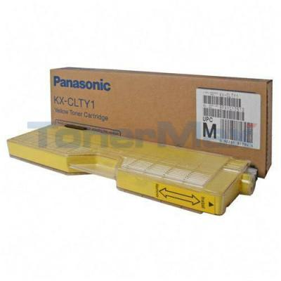 PANASONIC KX-CL500 TONER CART YELLOW